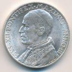 Ватикан, 10 лир (1941 г.)