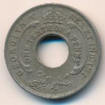 Британская Западная Африка, 1/10 пенни (1935 г.)