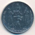 Ватикан, 100 лир (1968 г.)