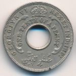 Британская Западная Африка, 1/10 пенни (1940 г.)