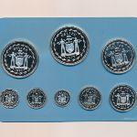 Белиз, Набор монет (1977 г.)