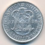 ЮАР, 2 шиллинга (1936 г.)