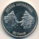 Остров Клиппертон, 50 франков (2011 г.)