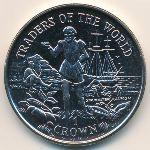 Гибралтар, 1 крона (1998 г.)