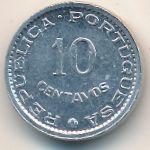 Ангола, 10 сентаво (1974 г.)