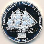 Джибути, 100 франков (1994 г.)