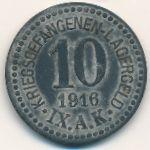 Нотгельды., 10 пфеннигов (1916 г.)