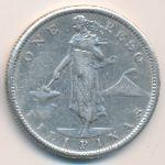 Филиппины, 1 песо (1908 г.)