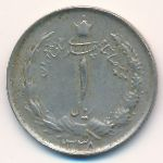 Иран, 1 риал (1959 г.)