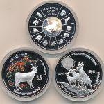 Вьетнам, Набор монет (2003 г.)