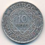 Марокко, 10 франков (1928–1933 г.)
