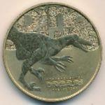 Тувалу, 1 доллар (2002 г.)