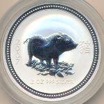 Австралия, 2 доллара (2007 г.)