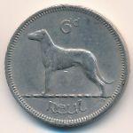 Ирландия, 6 пенсов (1968 г.)
