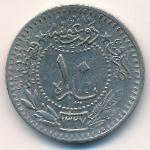 Турция, 10 пар (1915 г.)