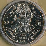 Австралия, 1 доллар (2018 г.)