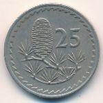 Кипр, 25 мил (1973 г.)