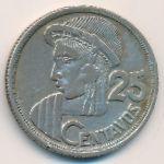 Гватемала, 25 сентаво (1956 г.)