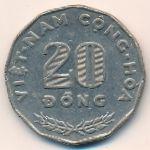 Вьетнам, 20 донг (1968 г.)