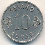 Исландия, 10 эйре (1963 г.)