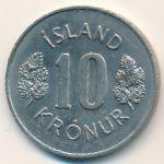 Исландия, 10 крон (1978 г.)