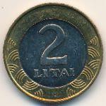 Литва, 2 лита (1998 г.)