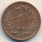 Зимбабве, 1 цент (1995 г.)