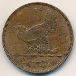 Ирландия, 1 пенни (1931 г.)