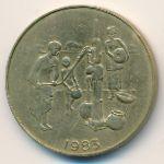 Западная Африка, 10 франков (1983 г.)