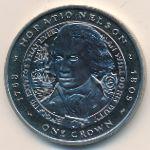 Фолклендские острова, 1 крона (2006 г.)