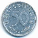 Третий Рейх, 50 рейхспфеннигов (1940 г.)