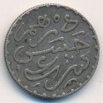 Марокко, 1/2 дирхама (1894 г.)