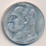 Польша, 10 злотых (1934 г.)