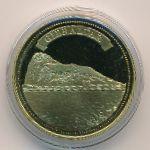 Гибралтар, 5 фунтов (2010 г.)