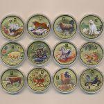 Северная Корея, Набор монет