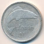 Ирландия, 1 флорин (1939 г.)