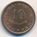 Мозамбик, 10 сентаво (1960 г.)
