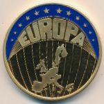 Европа, 1 экю (1997 г.)