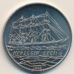 Конго, 100 франков (1993 г.)