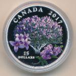 Канада, 15 долларов (2017 г.)
