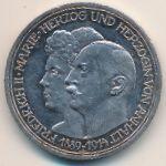 Анхальт-Дессау, 3 марки (1914 г.)