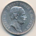 Саксония, 3 марки (1910 г.)