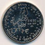 Бенин, 1500 франков КФА (2005 г.)