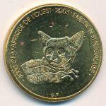 Сенегал, 3000 франков КФА (2003 г.)