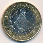 Сенегал, 6000 франков КФА (2006 г.)