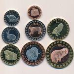 Северный Полюс, Набор монет (2014 г.)