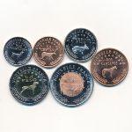 Патагония, Набор монет (2013 г.)