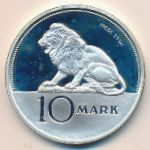 Намибия, 10 марок (1990 г.)