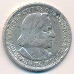 США, 1/2 доллара (1893 г.)