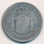 Испания, 1 песета (1903 г.)
